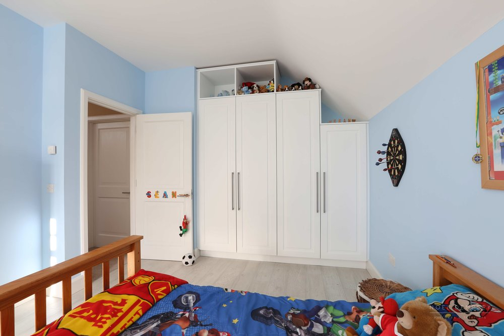 Kids bedroom Noel Dempsey design