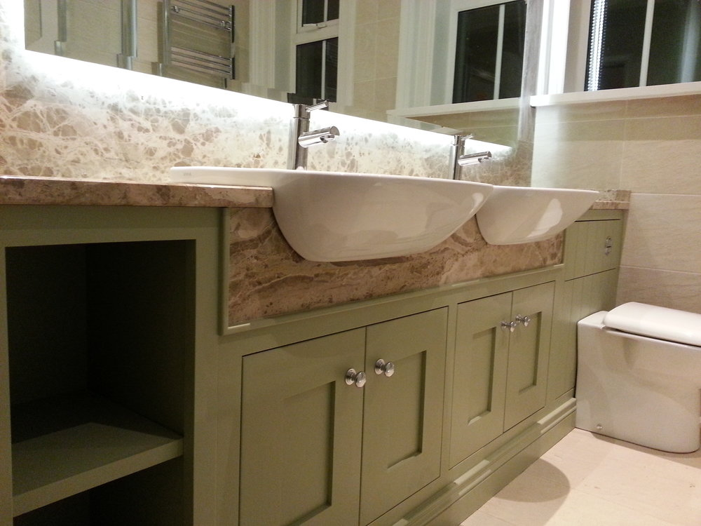 Sink bathroom furniture
