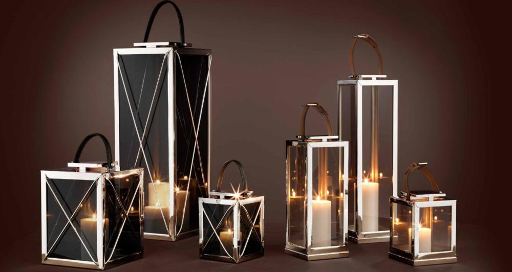 Bespoke lanterns