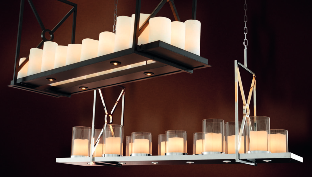 Custom candle - furnishing