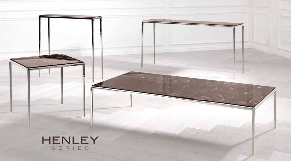 Henley series table set