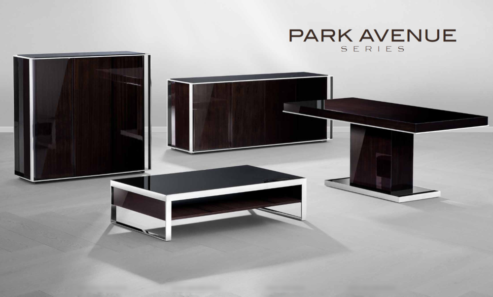 Park Avenue custom table set