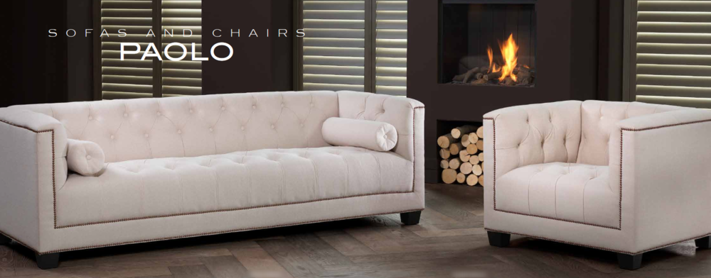 Sofas and chairs - Paolo design