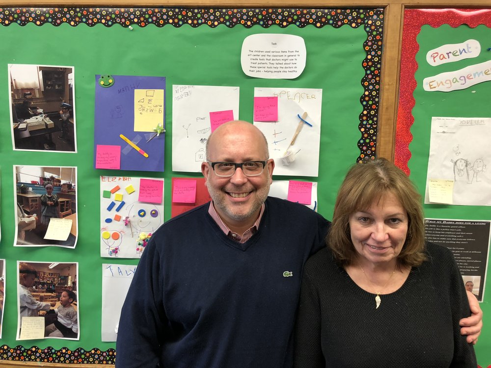 Our Administration, From left to RIght   Mr. Warren Castellani, Director Mrs. joanne Voltmer, Education Director Ms. JOanne Silverio, Office Manager, not pictured   Ms. Lynette Correa, Kitchen Manager,   not pictured