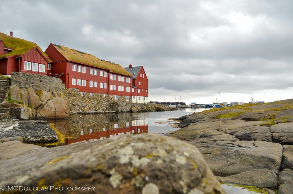 Torshavn, Pharoe Islands