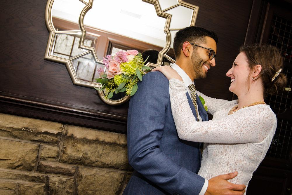 Jane & Ian Wedding