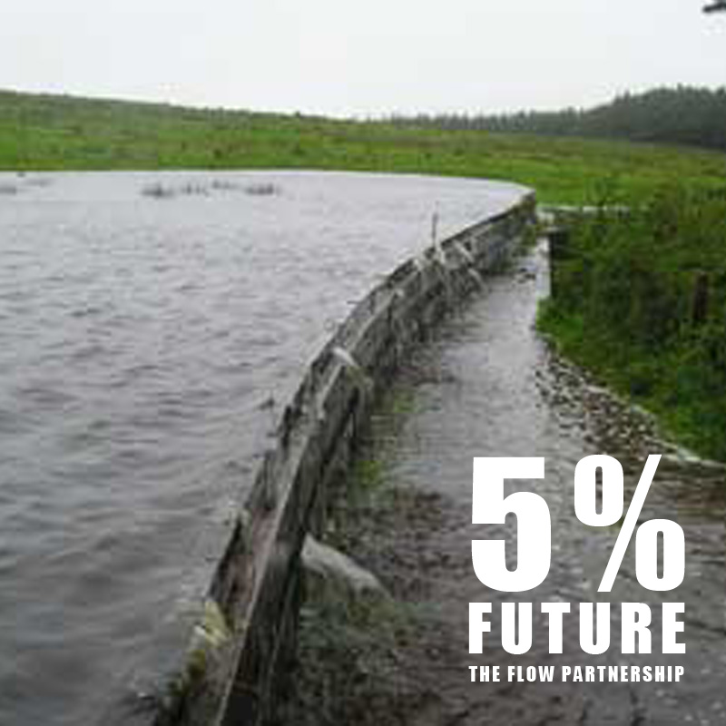 5% FUTURE By The Flow Partnership A factsheet for farmers and land managers outlining simple, low-cost landworks that can be applied to restore the Small Water Cycle. Click the image to download the PDF