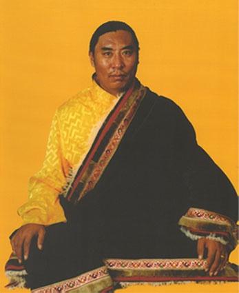 Patrul Jigme Rikpey Dorje Palzangpo Rinpoche