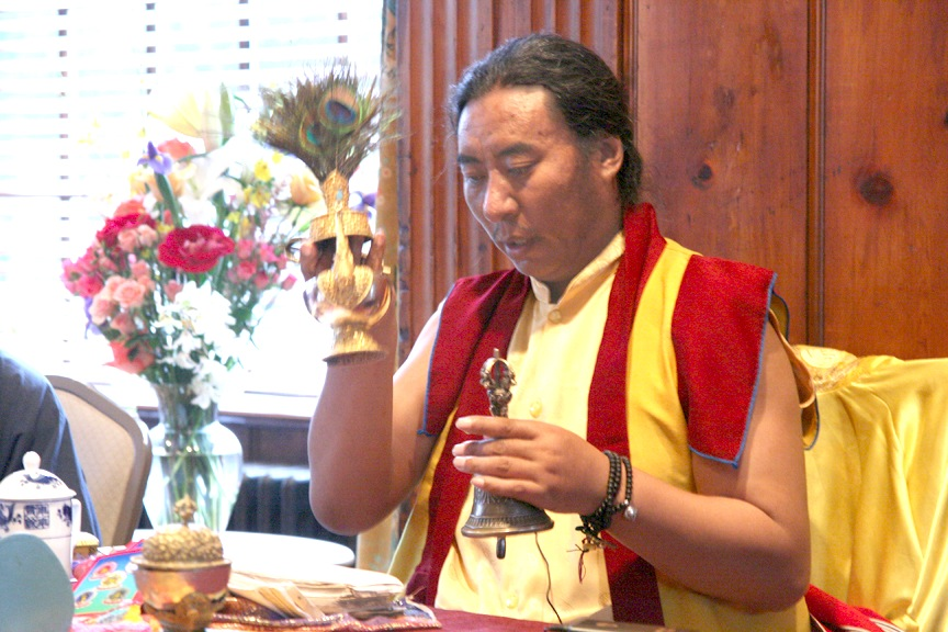 Patrul Rinpoche in New Haven 2007