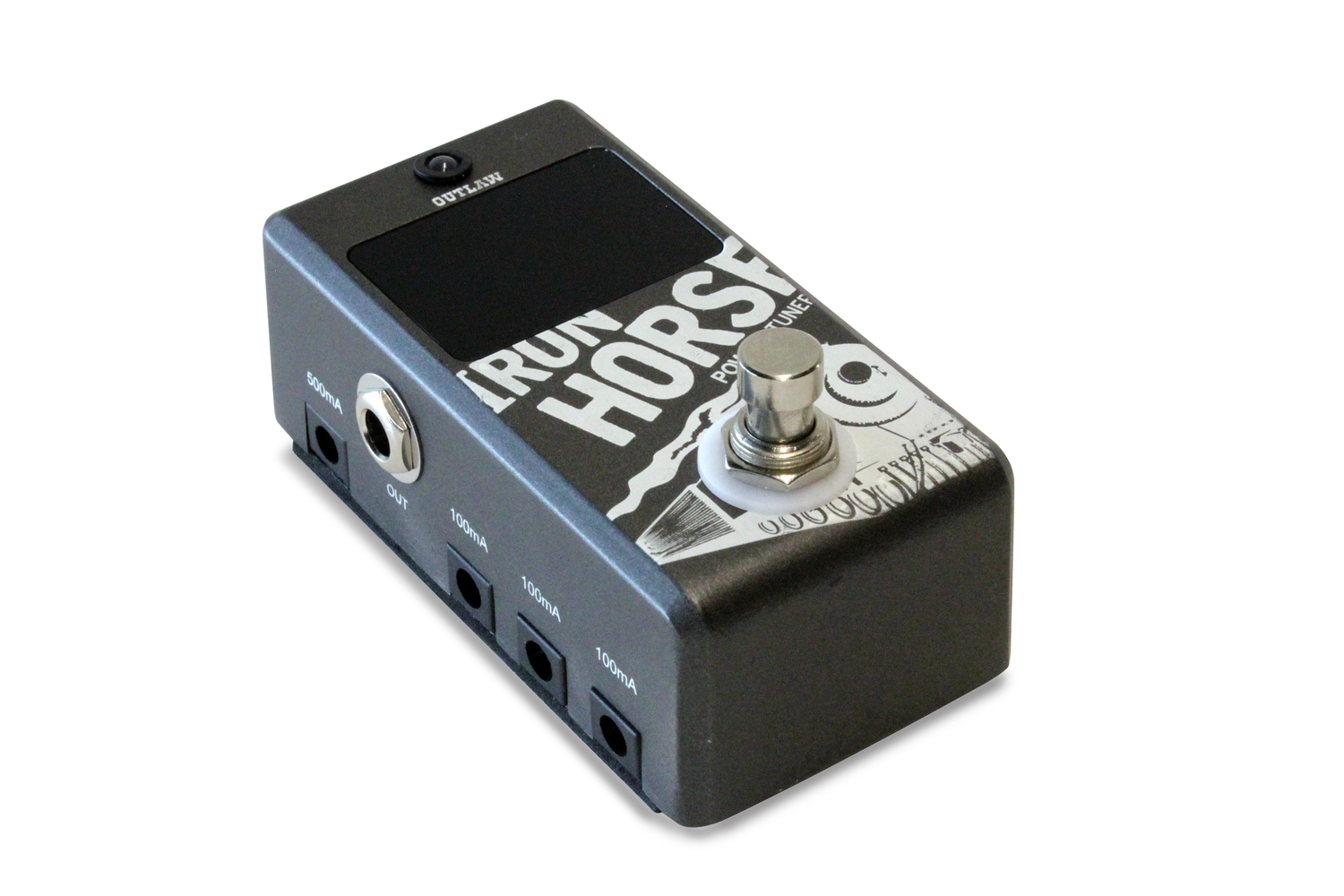 Iron Horse Power Supply Tuner Outlaw Effects Powersupply