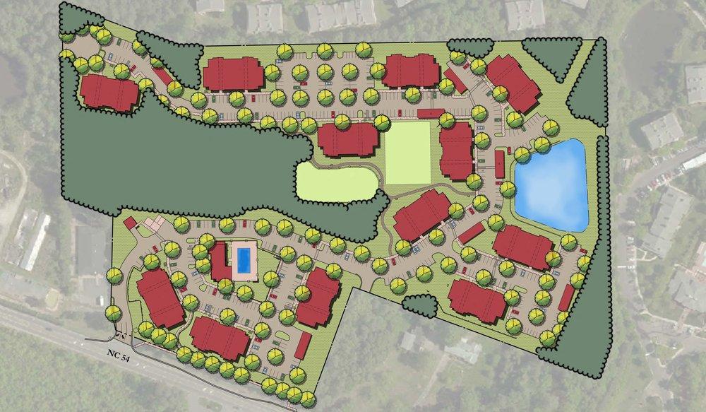 54 Station - Landscape Planning
