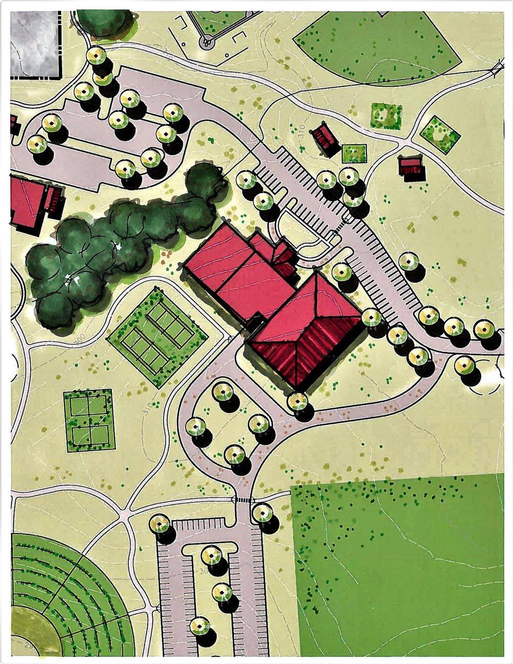 Wendell 3rd Street Park - Landscape Architecture