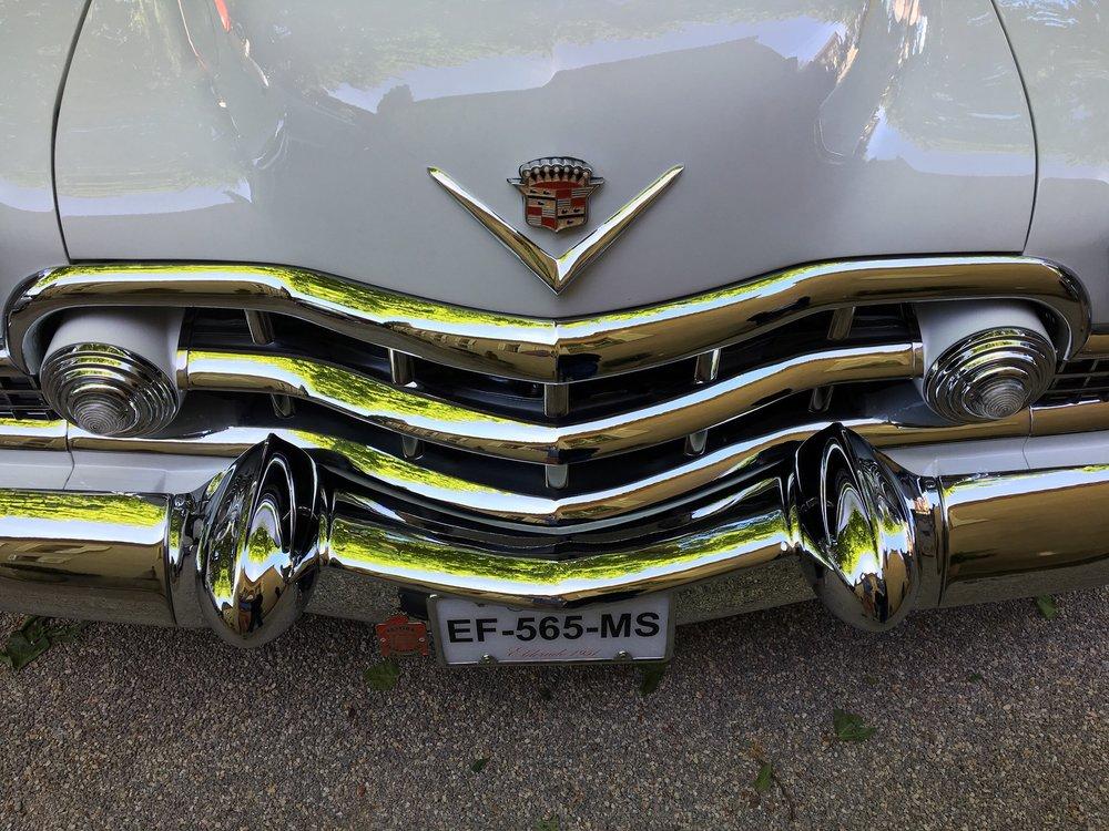 A lovely Cadillac