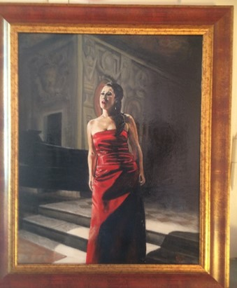 Michelle:  la donna dell'Oratorio