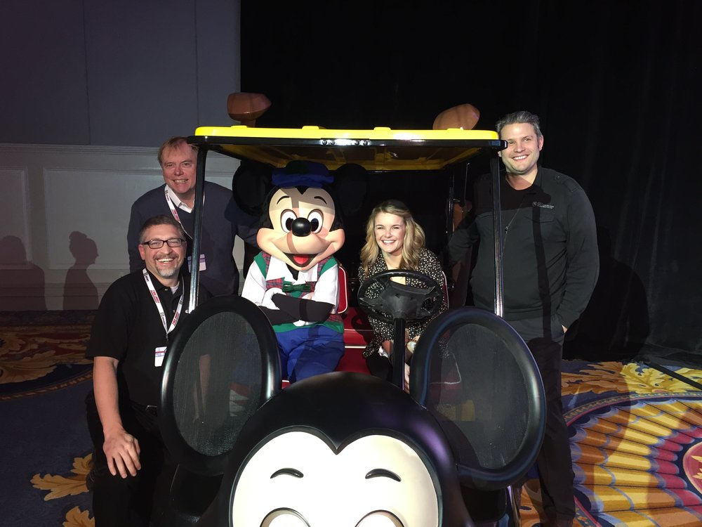 Our Team at American Tire Distributors Meeting in Orlando