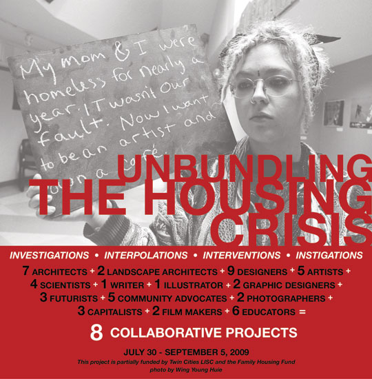 Unbundling the Housing Crisis