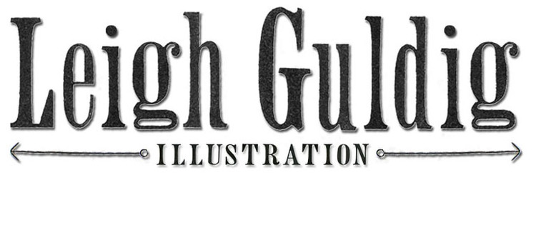 Leigh Guldig Illustration