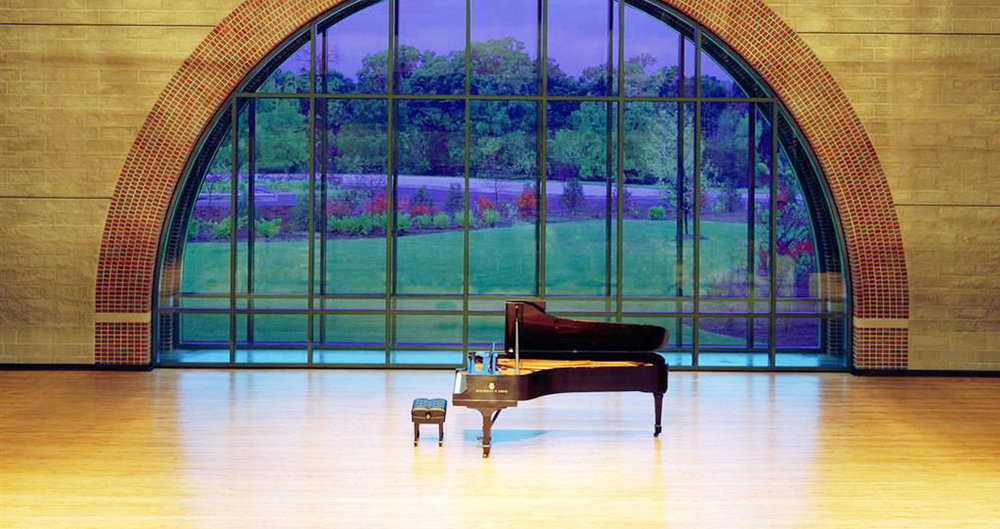 """<div align=""""left"""">Blanche M. Touhill Performing Arts Center</div>"""