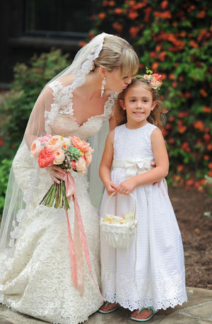 Flower Girls Ring Bearers Coutures By Laura