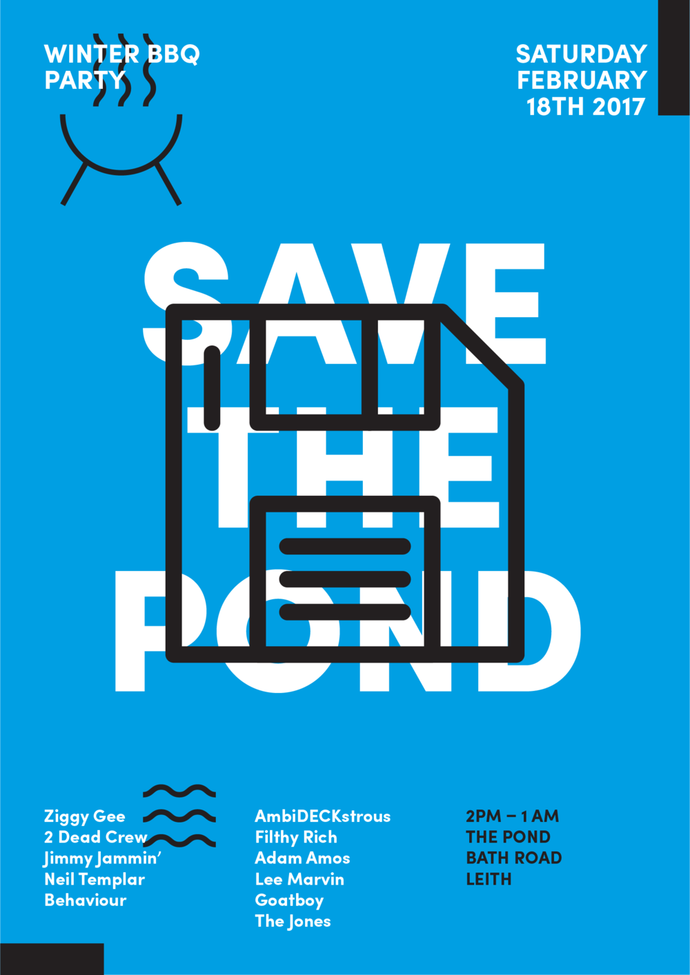 Save The Pond Poster Blue.png