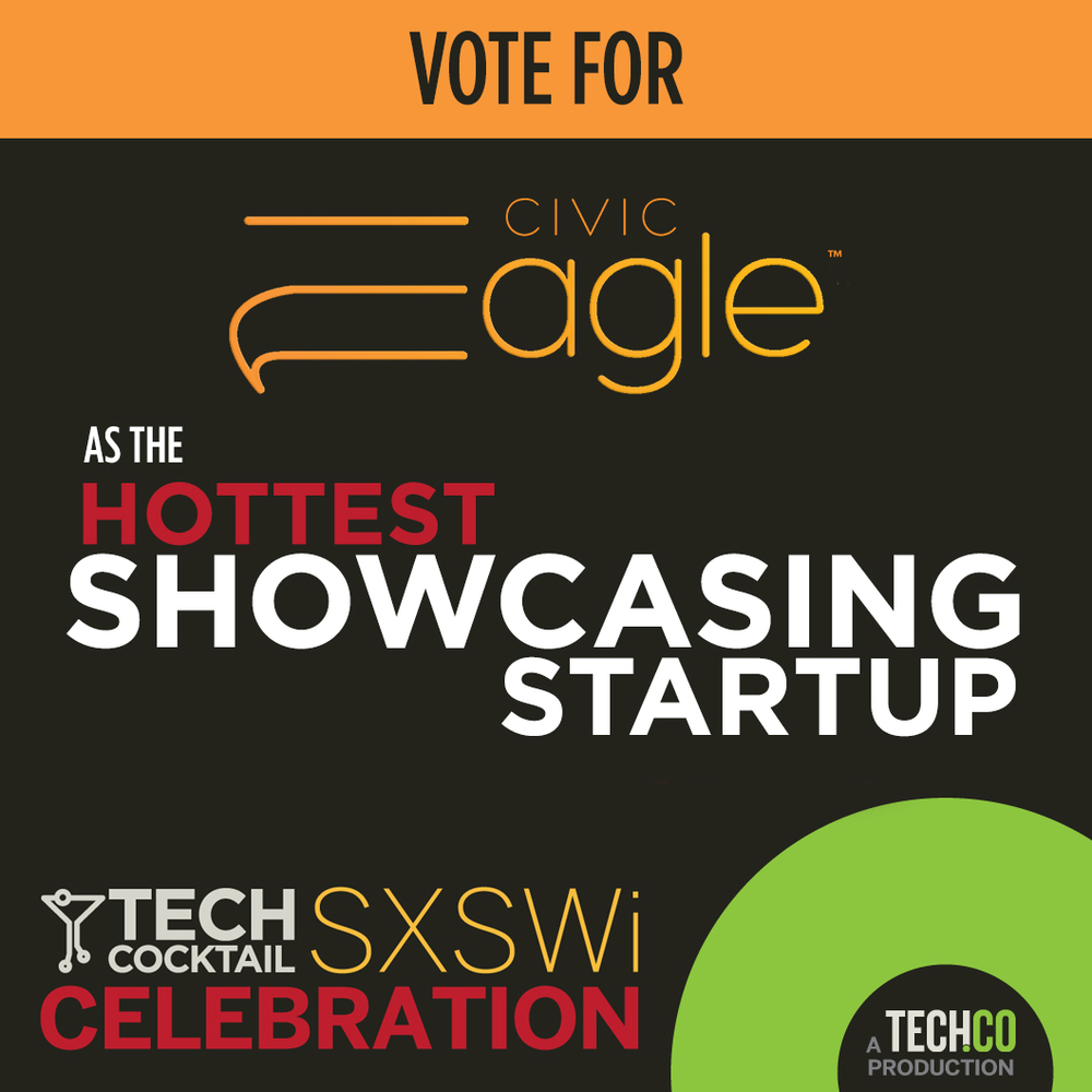 civic-eagle-sxsw-startup-tech-cocktail
