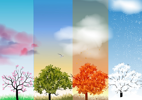 Tree-with-four-seasons-vector-material-04.jpg