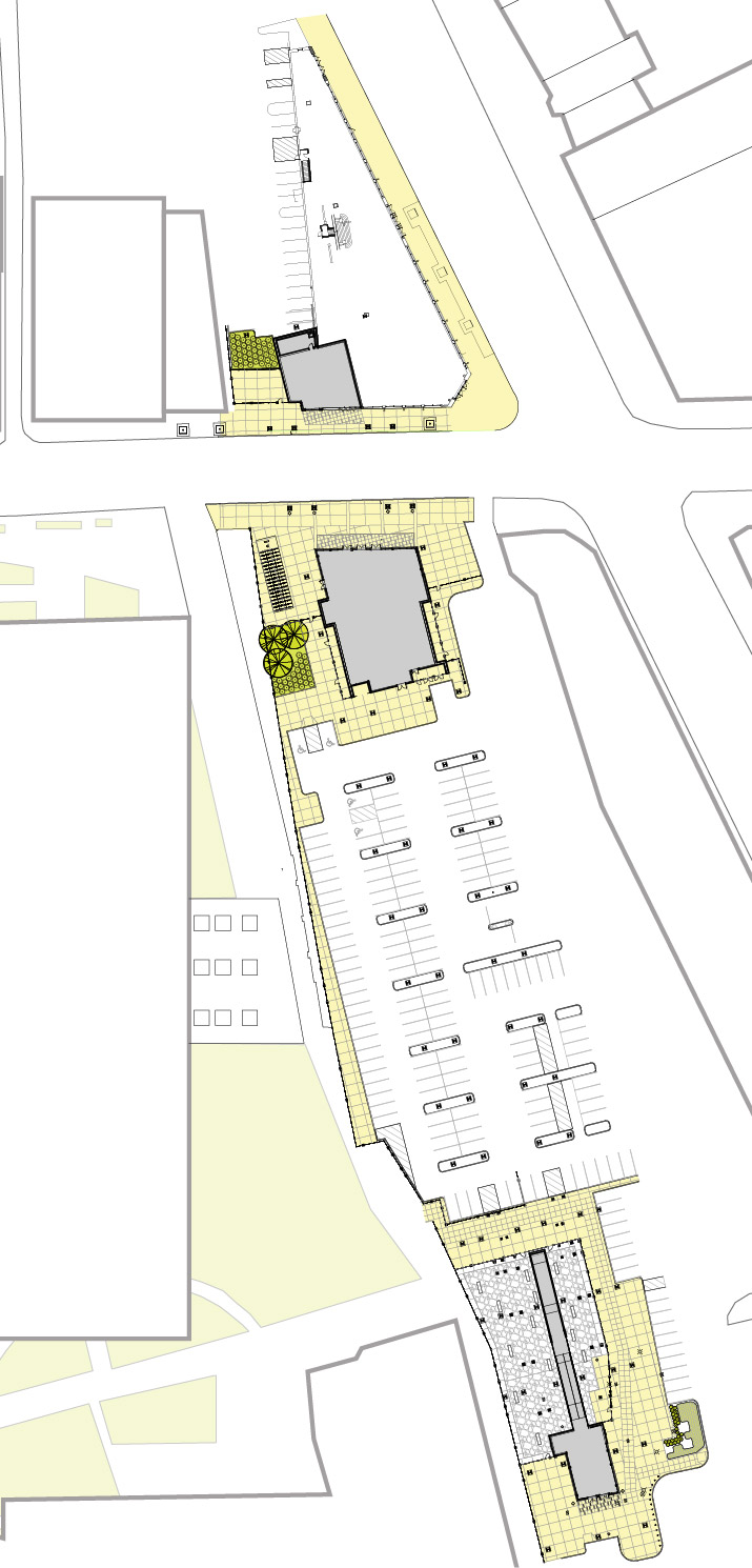 Wilson Transfer Station Overall site plan
