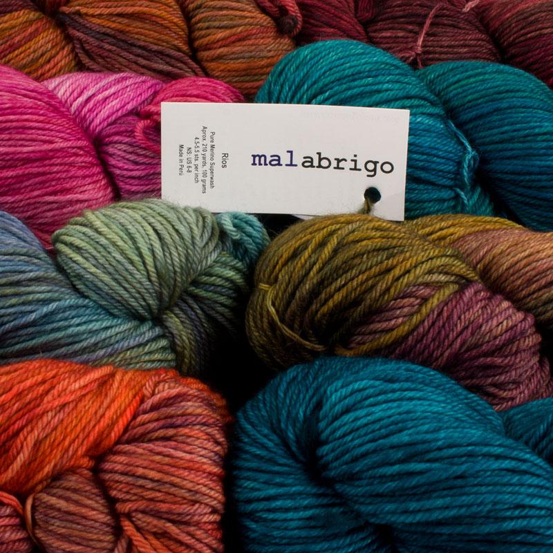 Malabrigo                          http://www.malabrigoyarn.com/