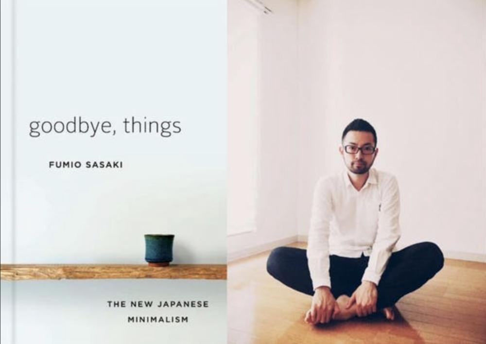 goodbye, things Fumio Sasaki