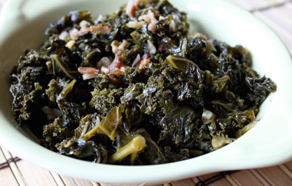 Southern Style Greens, a wonderful food and ingredient.
