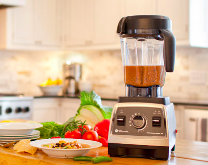 Vitamix 750.. you will not regret buying one of these
