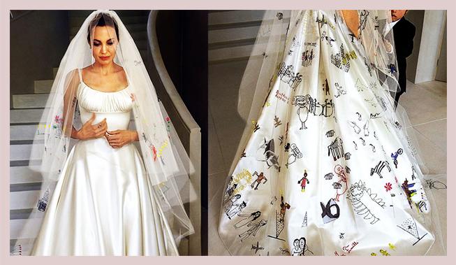 Wedding Dress Angelina Jolie Best Seller Wedding Dress Review