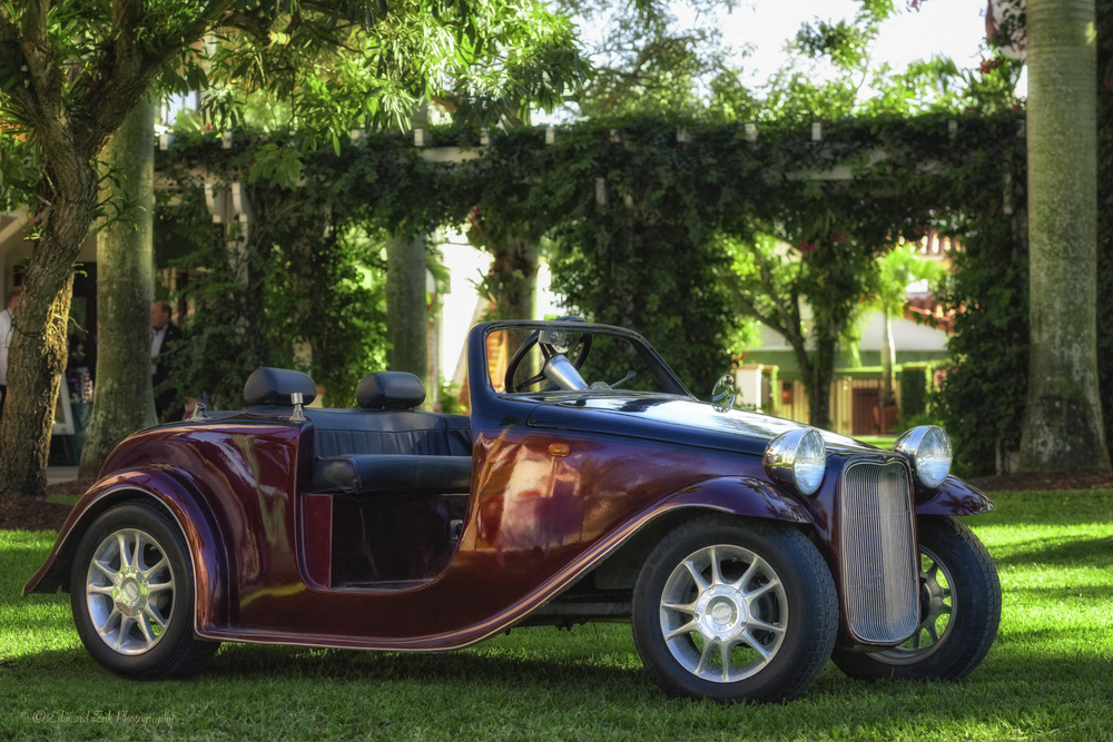 California Roadster - Photo taken at the International Polo Club Palm Beach - 2016