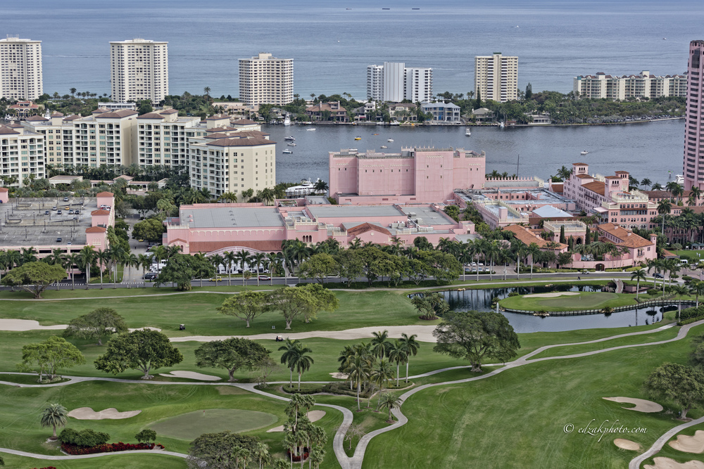 Boca Raton Resort and Spa, Boca Raton, Florida