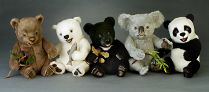 The Baby Bear Collection