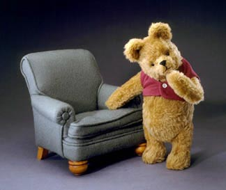 Pooh and His Favorite Chair