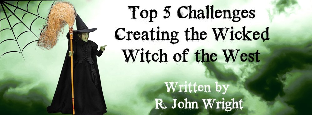 Blog by R. John Wright