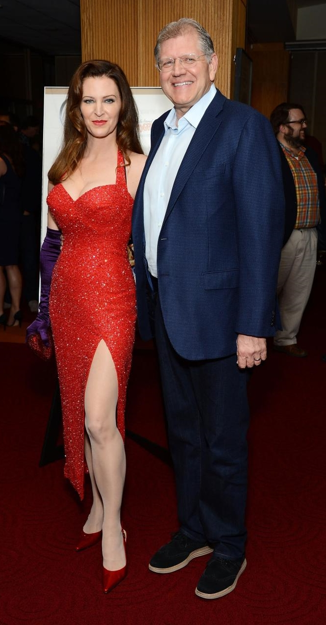 Zemeckis: Jessica Rabbit Dress