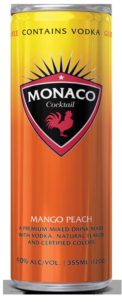 Monaco Cocktail - Mango Peach