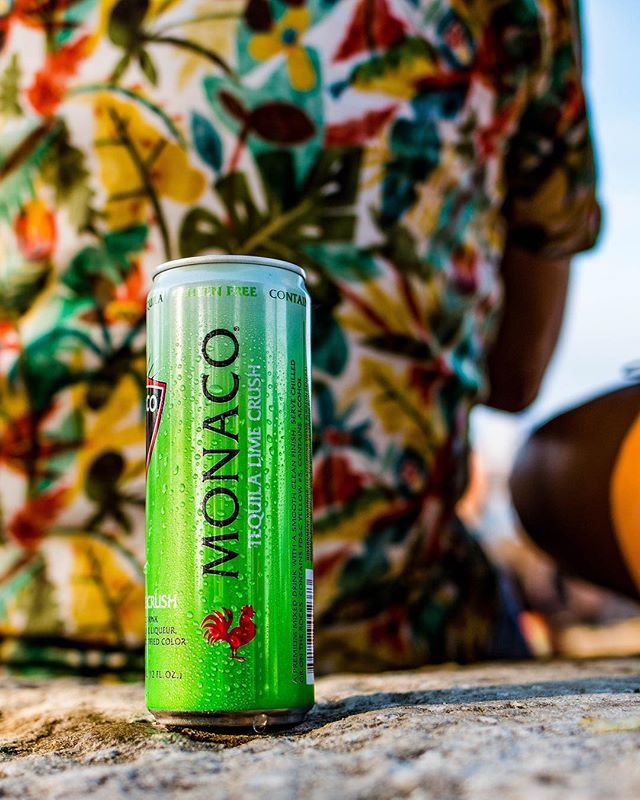 Who's crushin' some Tequila Lime this weekend?? #drinkmonaco