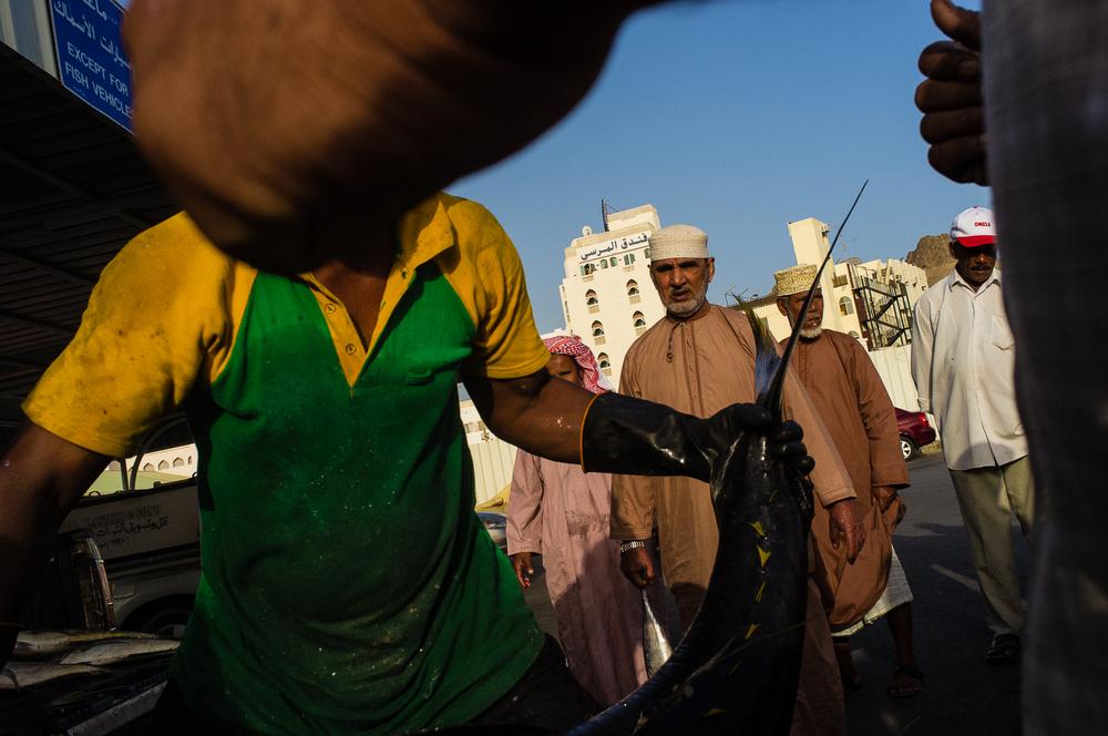 Muscat, Oman, 2012