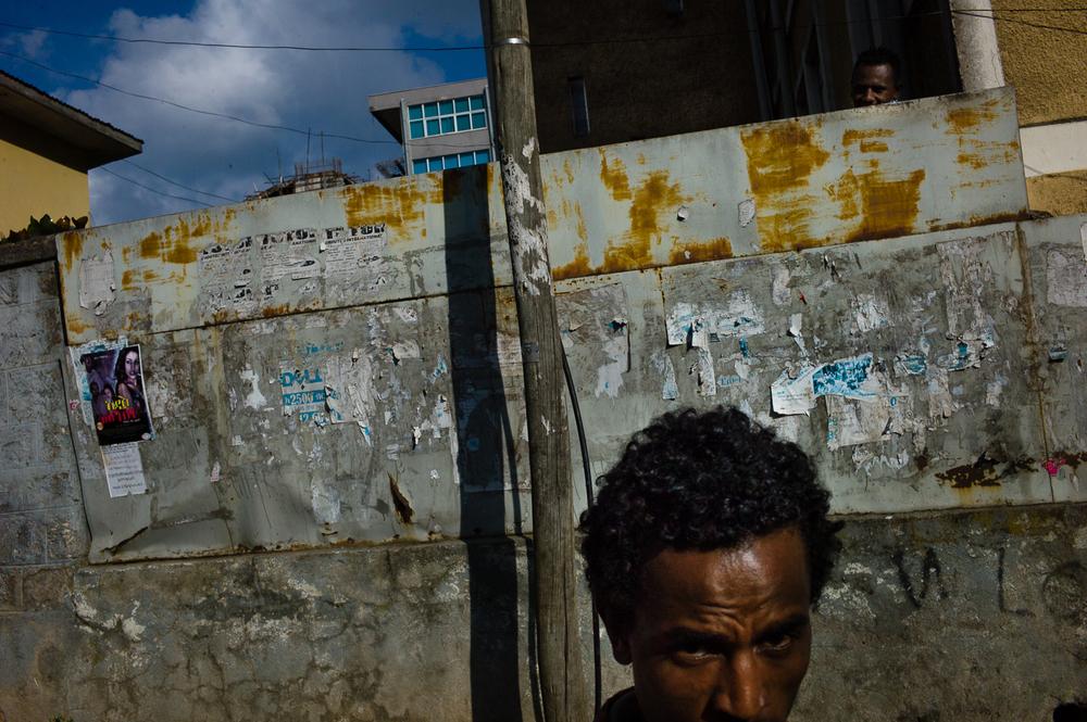 Addis Abeba, Ethiopia, 2014