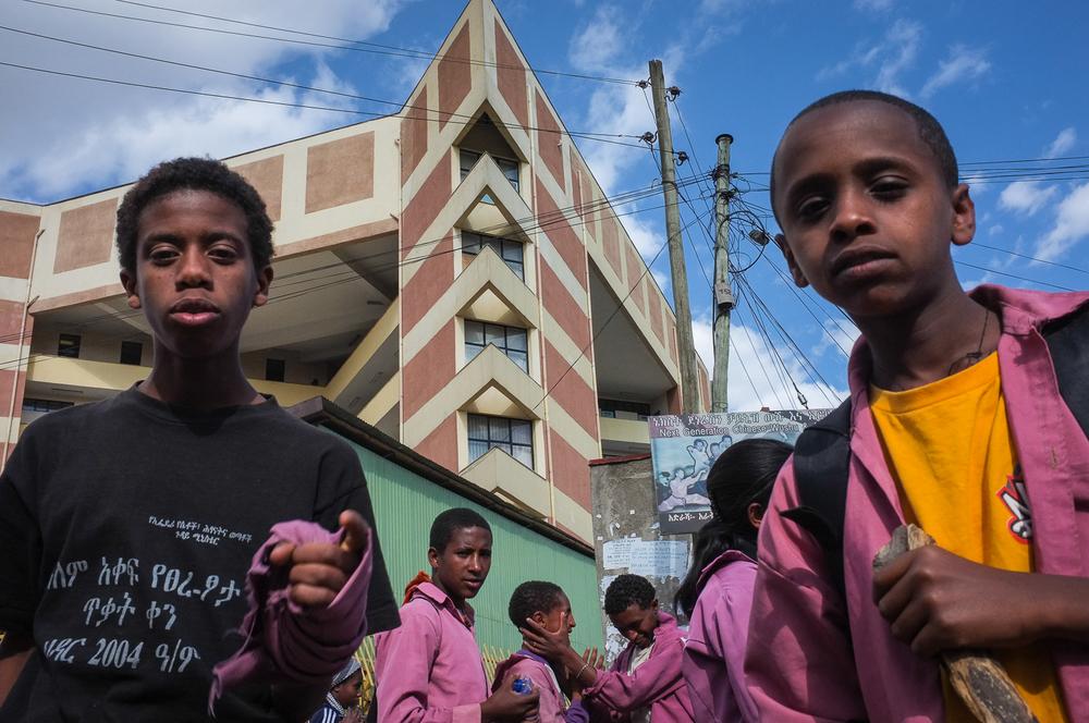 Addis Abeba, Ethiopia, 2013