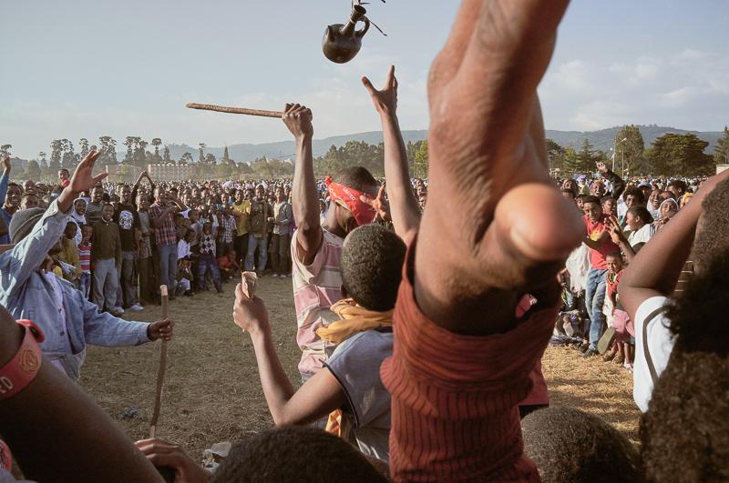 Addis Abeba, Ethiopia, 2012