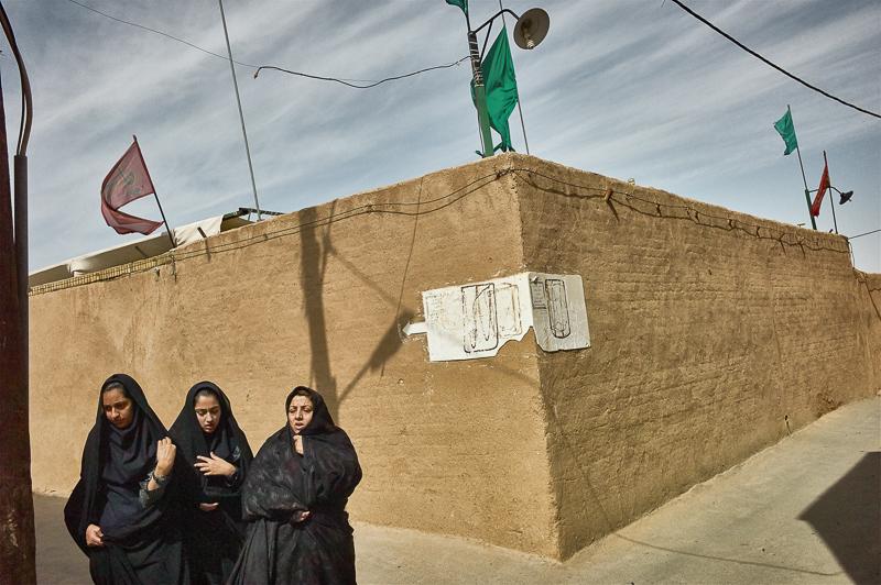Yazd, Iran, 2013