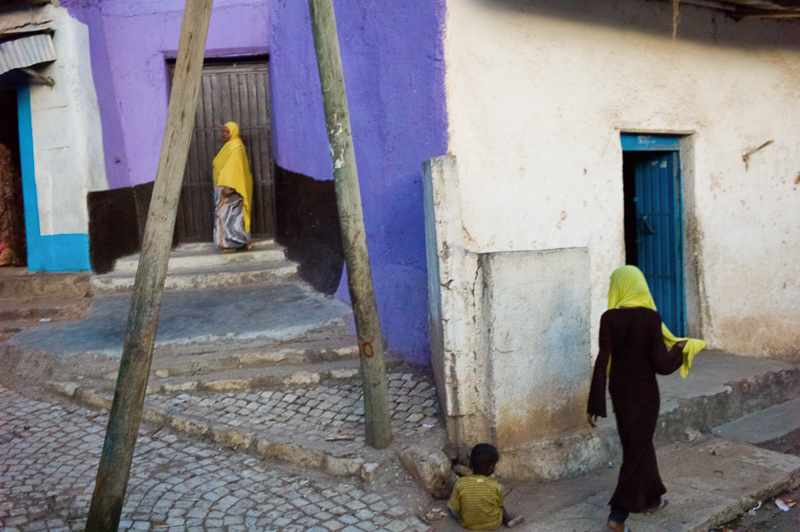 Harar, Ethiopia, 2014
