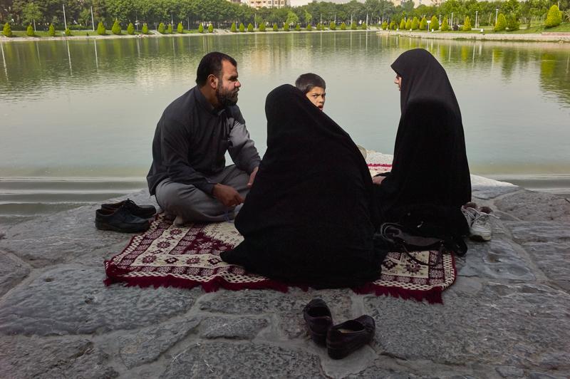 Isfahan, Iran, 2013