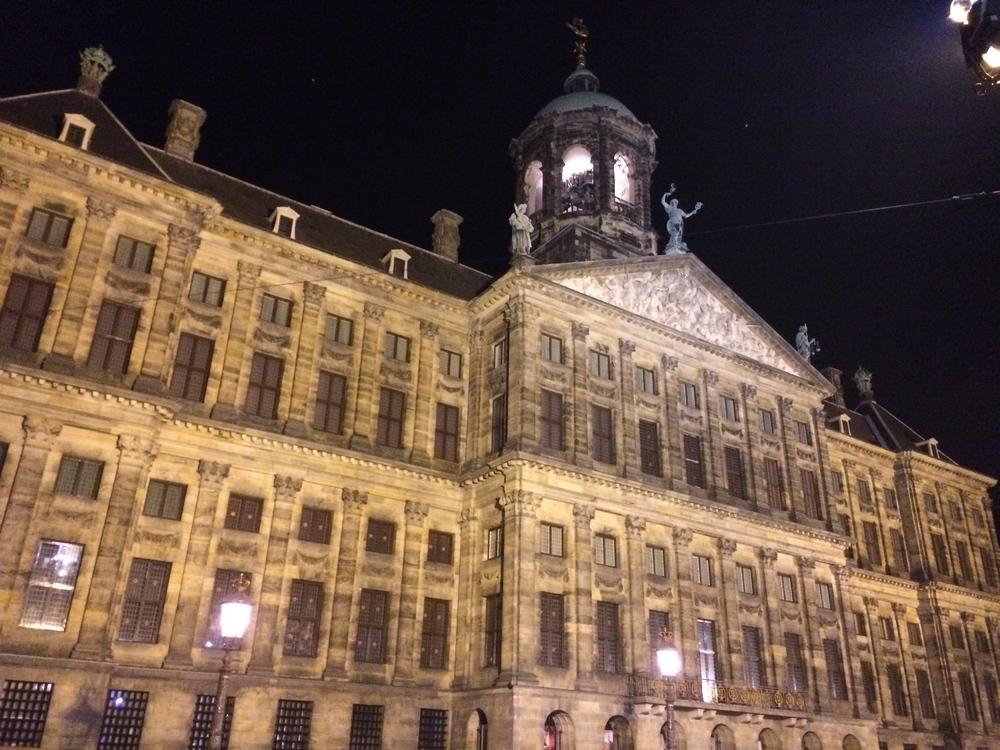 Koninklijk Paleis Amsterdam  (Royal Palace Amsterdam)