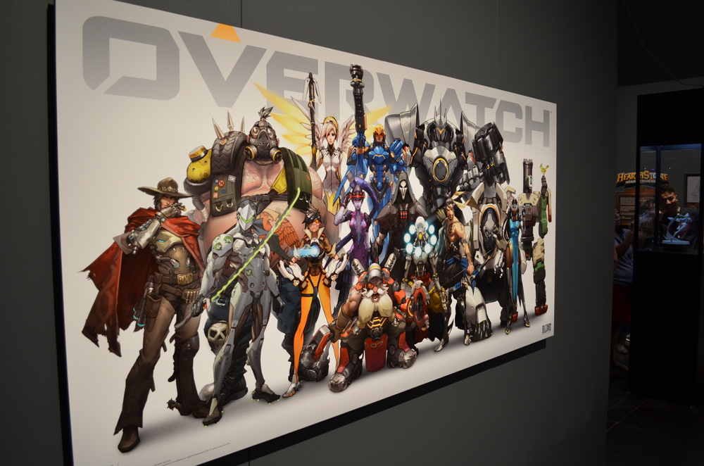 Blizzard announced their new game, Overwatch. I really liked the character design – really a grab bag of every action archetype you can imagine, but somehow it all worked together. The cinematic they showed was really top-notch too – Hollywood quality.