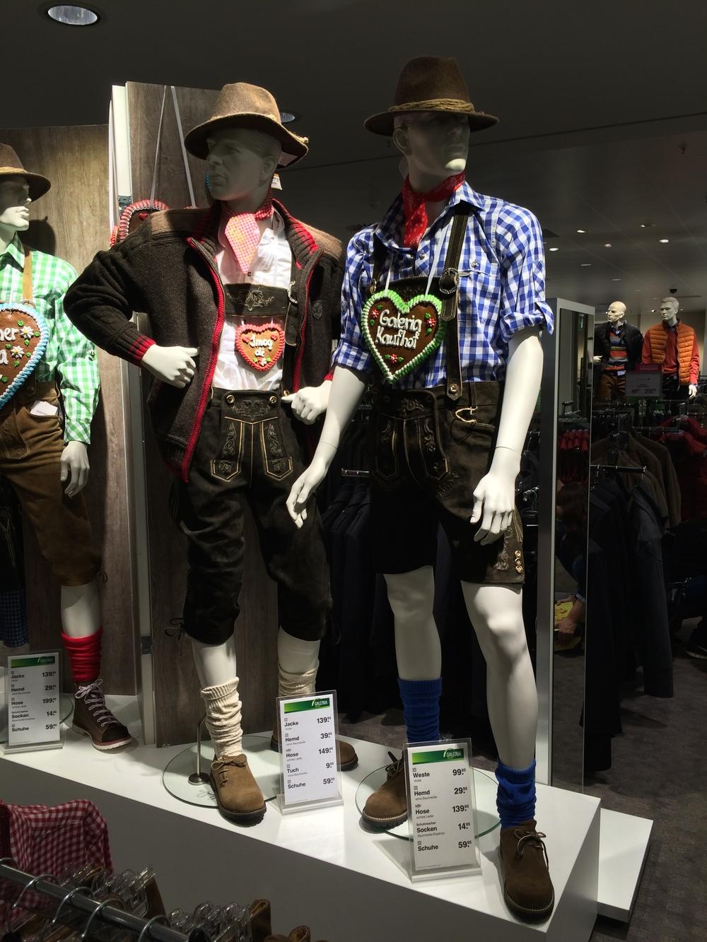Oktoberfest fashion
